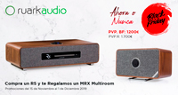 RUARK AUDIO: ¡Oferta Black Friday!