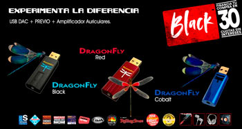 AUDIOQUEST DRAGONFLY: Oferta Black Friday