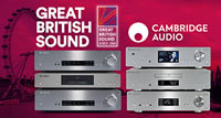 CAMBRIDGE AUDIO: Oferta especial