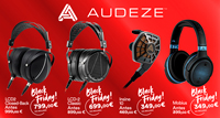 AURICULARES AUDEZE: Oferta Black Friday