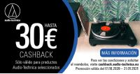 AUDIO-TECHNICA AT-LP5X; Cashback 30€