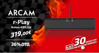 Black Friday Arcam rPlay