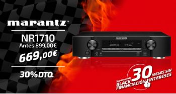Black Friday Marantz NR1710
