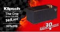 Black Friday Klipsch The One