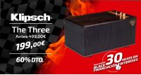 Black Friday Klipsch The Three