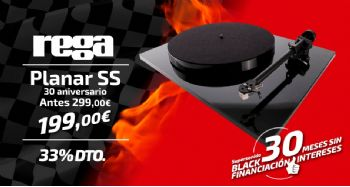 Black Friday Rega Planar SS