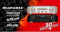 Black Friday Marantz PM6006