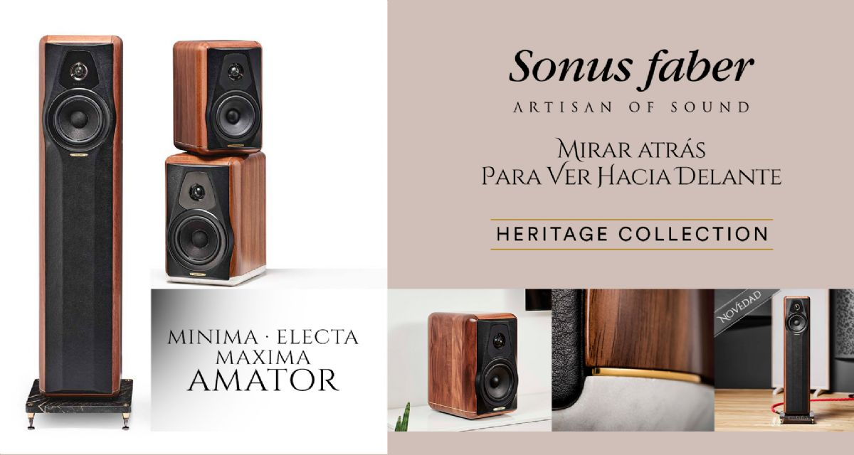 Sonus Faber Heritage Collection