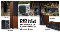 PSB Speakers Alpha Series