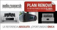 Plan Renove Audio Research