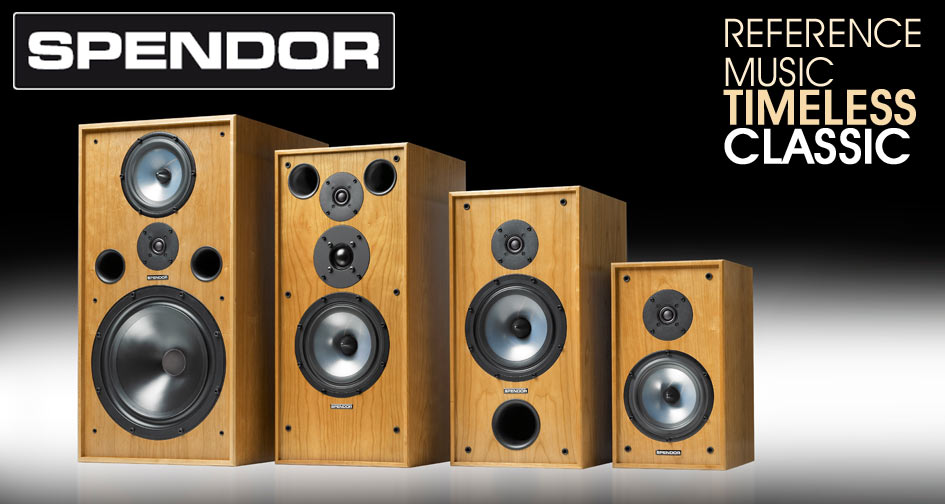 SPENDOR CLASSIC: Ya en Supersonido