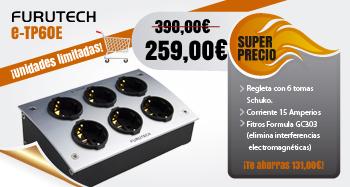 Furutech e-TP60: Super Oferta