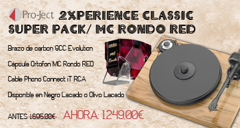 2Xperience Classic  Super Pack/ MC Rondo Red