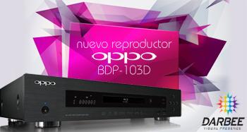 Oppo lanza un nuevo reproductor