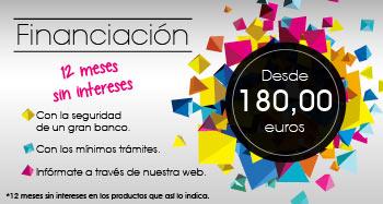 ¡¡Financiación desde 180€!!