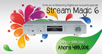 Entra en el Streaming Digital por la puerta grande