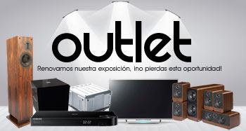 ¡Renovamos nuestra exposición de OUTLET!