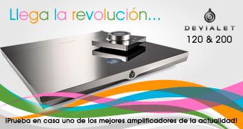 Nuevos amplificadores integrados Devialet. ¡Llega la revolución!