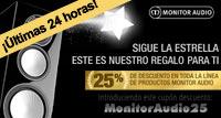 25% de descuento en toda la línea de productos de Monitor Audio
