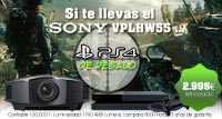 ¡Llévate la PS4 de regalo con SONY!