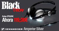Blck Friday. Sennheiser Amperior Silver