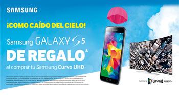 Samsung Galaxy S5 de REGALO
