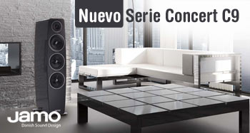 Nueva Serie Concert C9 de Jamo