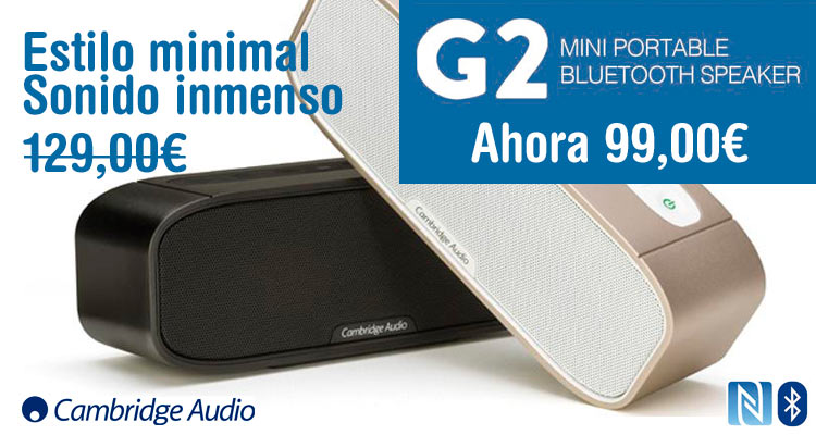 G2 Cambridge Audio de oferta