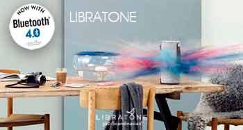 Gama de productos Libratone