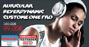 Auricular Beyerdynamic Custome One Pro de OFERTA