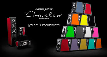 ¡Chameleon Collection ya en Supersonido!