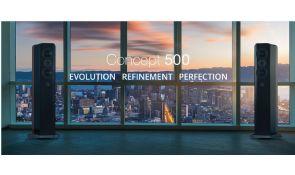 Q Acoustics Concept 500, haciendo historia.