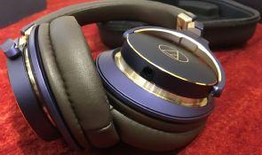 Audio-Technica presenta la Edición Especial del ATH-MSR7