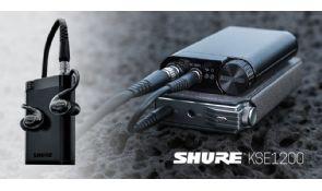 Shure presenta su nuevo auricular electroestático KSE1200.