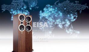 Q Acoustics 3050i, premio EISA 2018-2019 mejores altavoces del año.