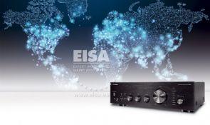 Pioneer A-40AE, premio mejor EISA 2018-2019, mejor amplificador relación calidad precio del año.
