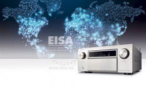 Denon AVC-X8500H, premio EISA 2018-2019 mejor amplificador de cine en casa del año.