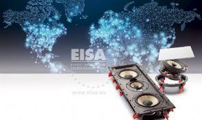 Focal 300IWLCR6 y 300IW6, premio EISA 2018-2019, mejores altavoces de empotrar para cine del año.