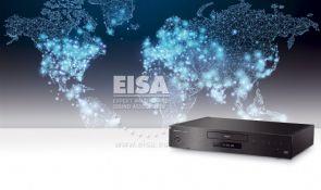 Panasonic DP-UB9000, premio EISA 2018-2019, mejor reproductor Ultra HD 4K de alta gama del año.