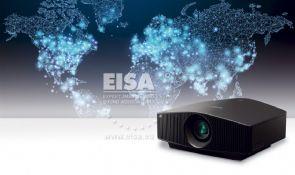 Sony VPL-VW760ES, premio EISA 2018-2019 mejor proyector de gama alta del año.