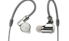 Auriculares de tipo intraauricular Sony IER-Z1R de la serie Signature