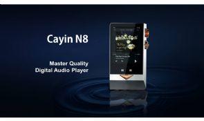 CAYIN N8: se presenta por primera vez en España en el Soundfest