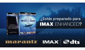 IMAX Enhanced disponible en Supersonido.