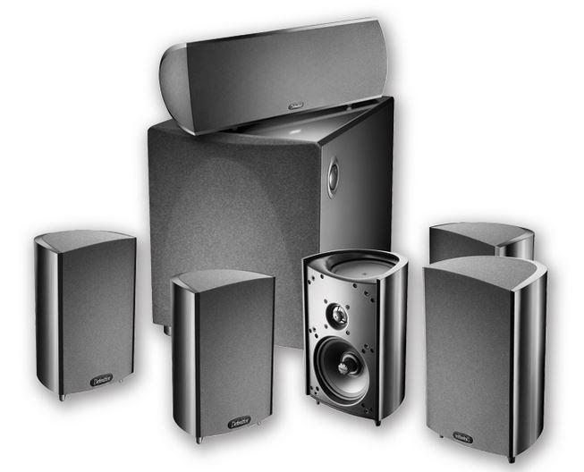 definitive technology pro cinema 600 definitive technology procinema 600 5.1 speaker system manual Definitive Technology Pro Cinema 600 Setup