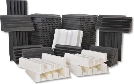 EZ Acoustics EZ Foam Acoustic Pack XL - 10063