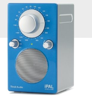 Tivoli Audio iPal+Funda - 10207