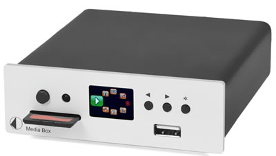 Pro-Ject Media Box S - 10360