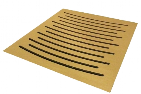 EZ Acoustics EZ Wood Corner Trap - 12039