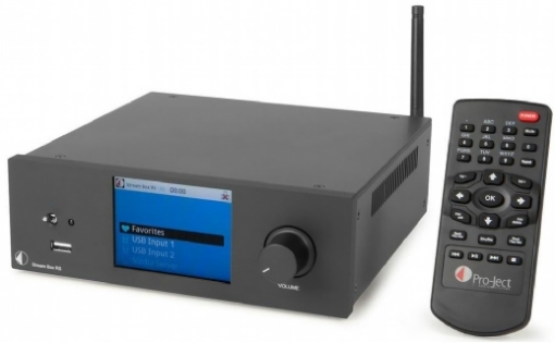 Pro-Ject Stream Box RS - 13984