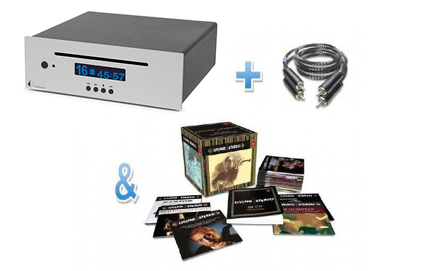 Pro-Ject CD BOX DS SuperPack - 14026